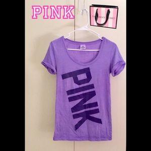 Victoria Secret pink tee